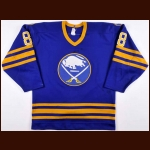 1987-88 Jim Jackson Buffalo Sabres Game Worn Jersey