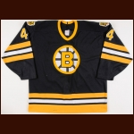 1994-95 Glen Murray Boston Bruins Game Worn Jersey