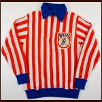 1970's Bob Kolari WHA Referee Game Worn Jersey