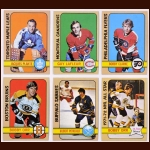 1972-73 Topps Hockey Complete Set of 176 – NM/MT