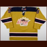 2004 Denis Shvidki AHL All Star Warm-Up Jersey – AHL Letter