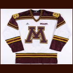 1995 Charlie Wasley University of Minnesota Game Worn Jersey