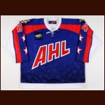 "2000-01 Miloslav Guren AHL All Star Game Worn Jersey – ""2001 Wilkes-Barre, PA All Star"""