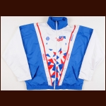Early 1990's US National Team Track Suit Jacket