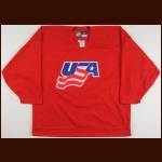 Late 1990's Team USA Practice Jersey