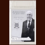 Gunther Sabetzki Autographed Card - The Broderick Collection - Deceased