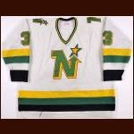 1981-82 Fred Barrett Minnesota North Stars - The St. Paul, Minnesota Collection