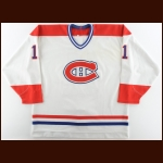 1995-96 Saku Koivu Montreal Canadiens Game Worn Jersey – Rookie