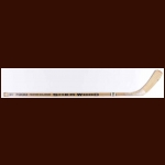 Mark Lamb Edmonton Oilers Sher-Wood Game Used Stick – Autographed – Stanley Cup Season