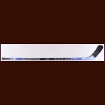 Shawn Horcoff Edmonton Oilers Blue Easton Game Used Stick – Autographed