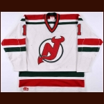 Glenn Resch New Jersey Devils Authentic Jersey