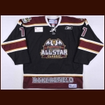 "2011 Jean-Francois David Bakersfield Condors Game Worn Jersey – ""2011 ECHL All Star"" – Team/ECHL Letter"