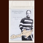 Harry Pulford Autographed Card - The Broderick Collection - Deceased
