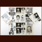 New York Islanders Autographed Group of (67) – Includes Hall of Famers and Deceased