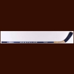 Doug Weight Blue Hespeler Game Used Stick