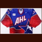 "1998 Zdeno Chara AHL All Star Game Worn Jersey – Rookie – ""1998 Syracuse AHL All Star"""