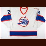 1993-95 Darryl Shannon Winnipeg Jets Game Worn Jersey - The Darryl Shannon Collection – Darryl Shannon Letter