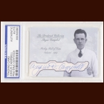 Angus Campbell Autographed Card - The Broderick Collection - Deceased