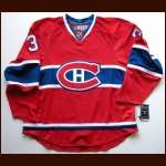 Carey Price Autographed Montreal Canadiens Authentic Jersey - Price Authentic COA