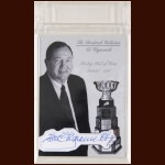 Ed Chynoweth Autographed Card - The Broderick Collection - Deceased