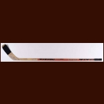 Teemu Selanne Anaheim Mighty Ducks Titan Game Used Stick – Autographed
