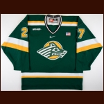 Early 2000's Jace Digel University of Alaska-Anchorage Game Worn Jersey