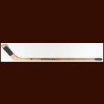 Gordie Howe Detroit Red Wings Northland Game Used Stick – Autographed