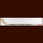 Steve Yzerman Detroit Red Wings Green Checked Easton Game Used Stick