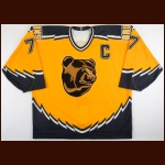 Ray Bourque Boston Bruins Authentic Jersey – 1995-96 Alternate