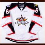 2010 Mikko Lehtonen AHL All Star Warm Up Jersey - Photo Match - AHL Letter