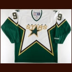Mike Modano Dallas Stars Autographed Replica Jersey