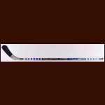 Jeremy Roenick Phoenix Coyotes Blue Easton Game Used Stick – Autographed