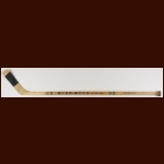 Ed Westfall Boston Bruins Sher-Wood Game Used Stick – 1970-71 Team Signed – Bobby Orr