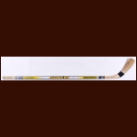Pavel Bure Vancouver Canucks Black Camaxx Game Used Stick – Autographed