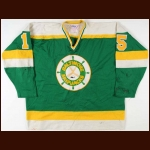 1981-82 Gary Conn ACHL Baltimore Skipjacks & 1979-81 EHL Baltimore Clippers Game Worn Jersey