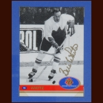 Bill White's Personal 1972 Canada-Russia Summit Series 1991-92 Future Trends Card Sets – Includes 101 Card English & French Full Sets, 36 Card Autographed Set and Bill's Personal Card and Team Card Framed – The Bill White Collection – Bill White Letter