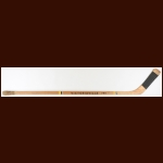 Phil Esposito Boston Bruins Victoriaville Game Used Stick