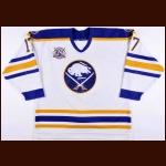 "1994-95 Craig Simpson Buffalo Sabres Game Worn Jersey – ""25-year Anniversary"""