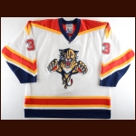 Paul Laus Florida Panthers Authentic Jersey