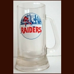 1972-73 WHA New York Raiders Logo Mug