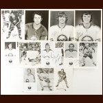Buffalo Sabres Autographed Group of (37) – Includes Hall of Famers and Deceased