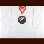 2002 Anson Carter Team Canada Olympic Training Camp Jersey