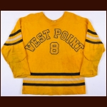 Circa 1950's West Point Game Worn Jersey – Player #8