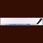 Alexei Gusarov Quebec Nordiques Blue Sher-Wood Game Used Stick