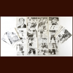 Los Angeles Kings Autographed Group of (94) – Includes Deceased and 1974-75 and 1976-77 Team Photos