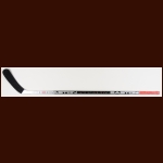 Steve Yzerman Detroit Red Wings Black Easton Game Used Stick – The Chris Chelios Stick Collection – Chris Chelios Letter