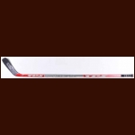 Rob Blake Los Angeles Kings Red TPS Game Used Stick - Autographed