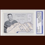 Buddy O'Connor Autographed Card - The Broderick Collection - Deceased