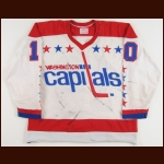 1976-77 Doug Patey and/or 1977-78 Walt McKechnie and/or Bob Girard Washington Capitals Game Worn Jersey
