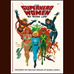 1977 THE SUPERHERO WOMAN BY STAN LEE
